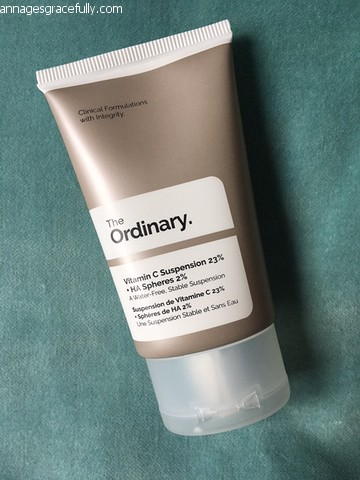 The Ordinary Vitamin C 23%