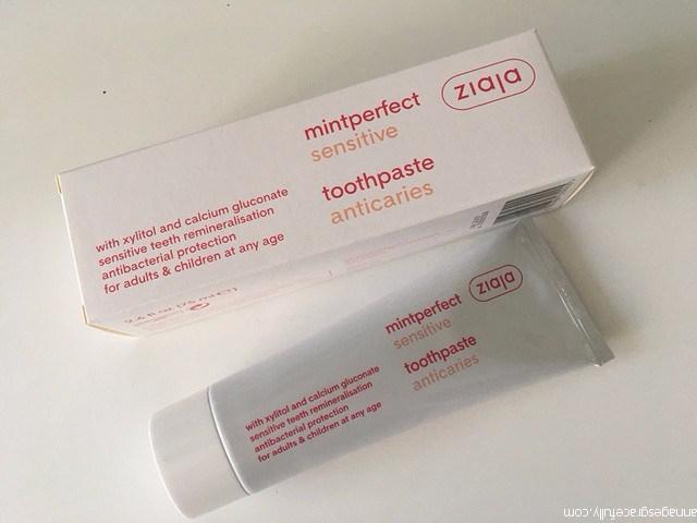 Ziaja mintperfect tandpasta