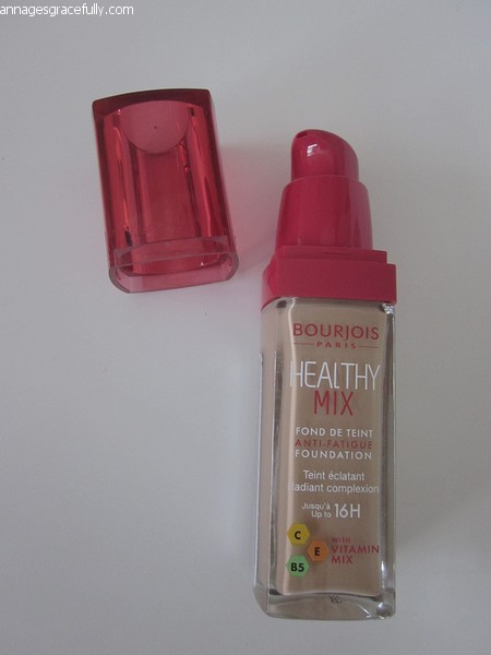 Bourjois foundation Healthy mix
