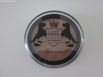 Hot Makeup Bronzing Powder