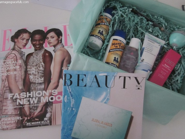 LookFantastic box August 2017