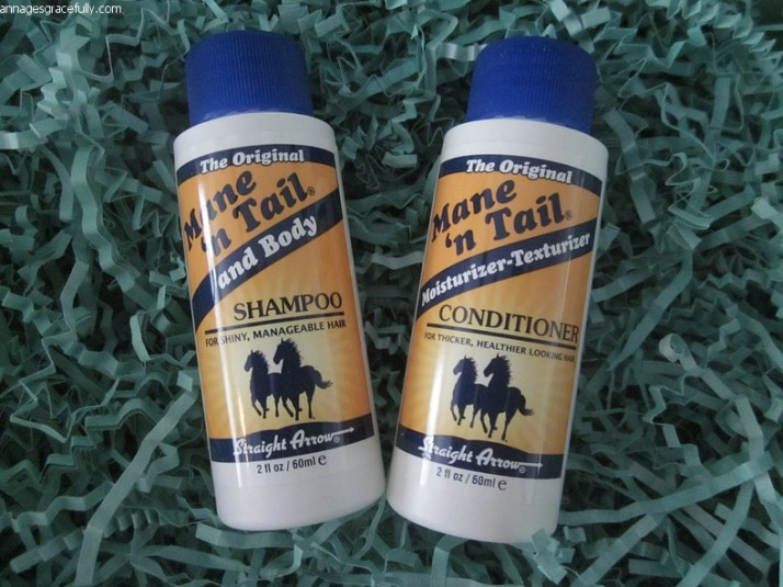 Mane 'n Tail shampoo Conditioner