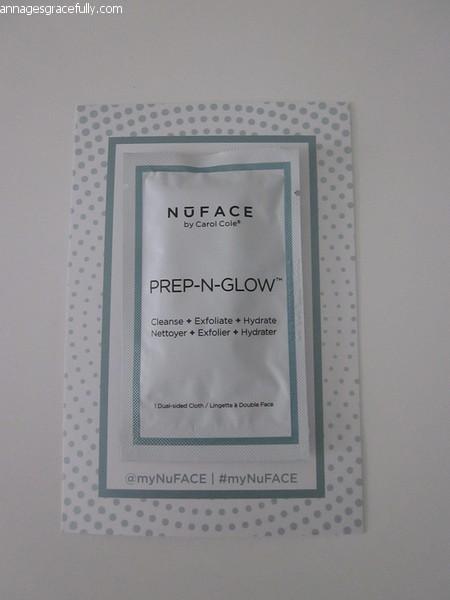 NuFace Prep-n-Glow