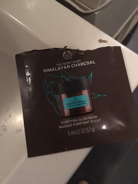 The Body Shop Himalyan Charcoal