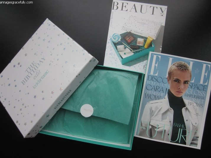 LookFantastic box September 2017
