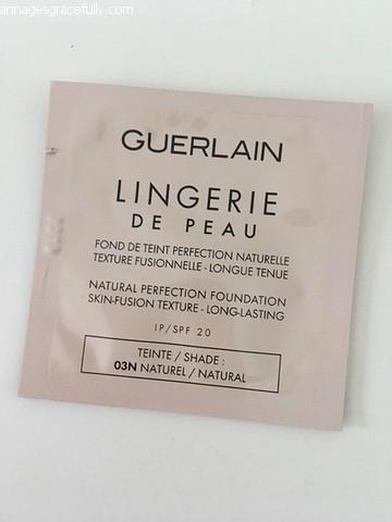 Guerlain Lingerie de Peau
