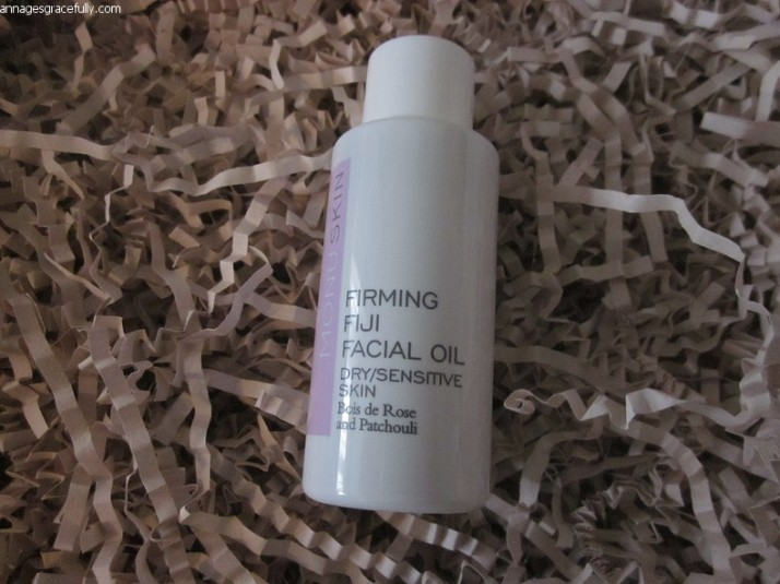 Monuskin Firming Fiji Facial Oil