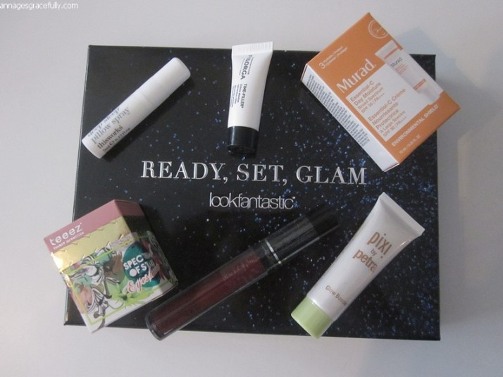 LookFantastic box November 2017
