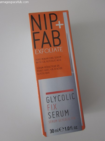Nip + Fab glycolic fix serum