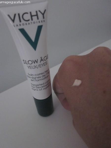 Vichy Slow Age oogverzorging