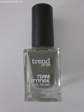 Trend it up Terra Attitude Green
