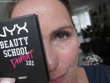 NYX beautyschoo dropout 101