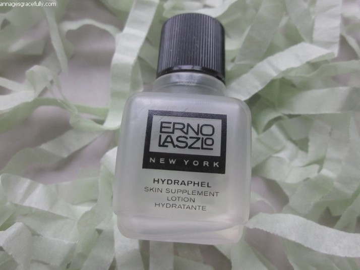 Erno Laszio Hydraphel skin supplement lotion
