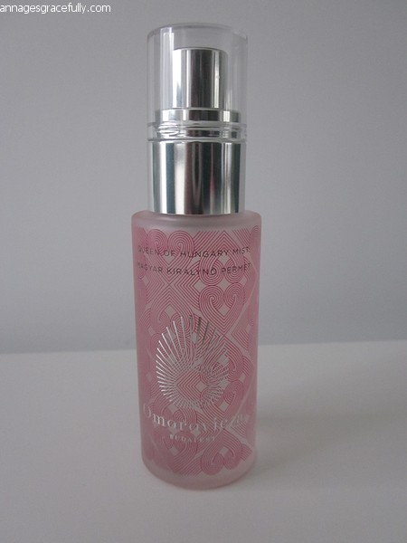 Omorovicza Queen of Hungary Facemist