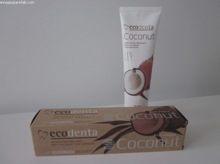Ecodenta Coconut