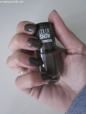 Maybelline Midnight Taupe
