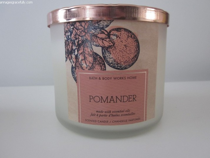 Pomander geurkaars Bath & Body works