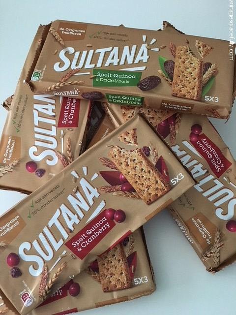 Sultana Spelt Quinoa