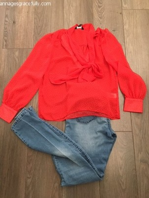 New Look blouse (6)