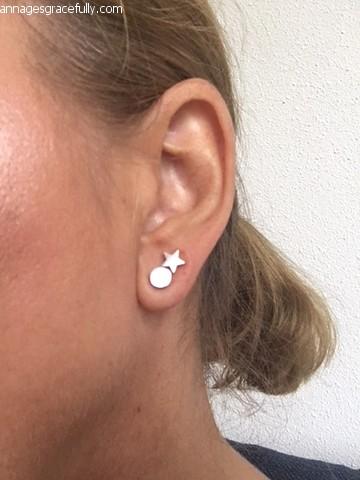 Zinzi zilveren oorbellen