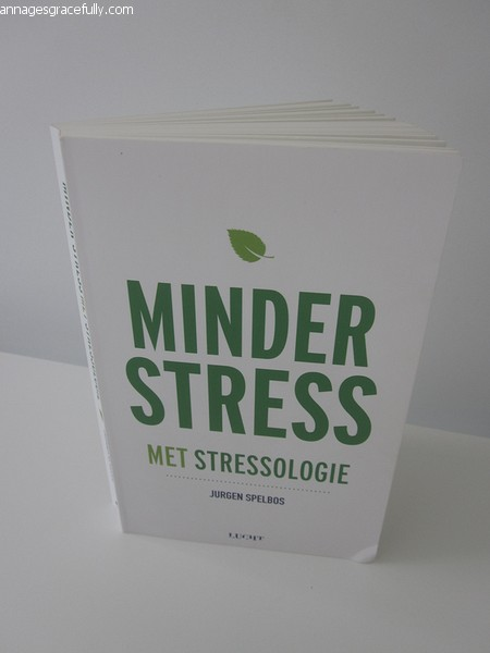 Minder stress met stressologie