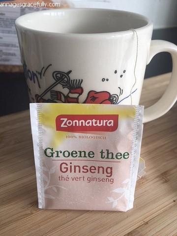 Zonnatura Ginseng thee