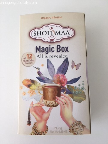 Shoti Maa Magic box thee