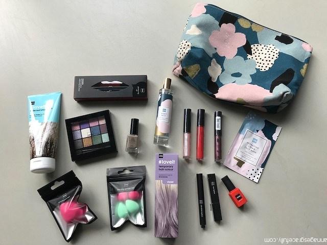 Hema Beauty producten