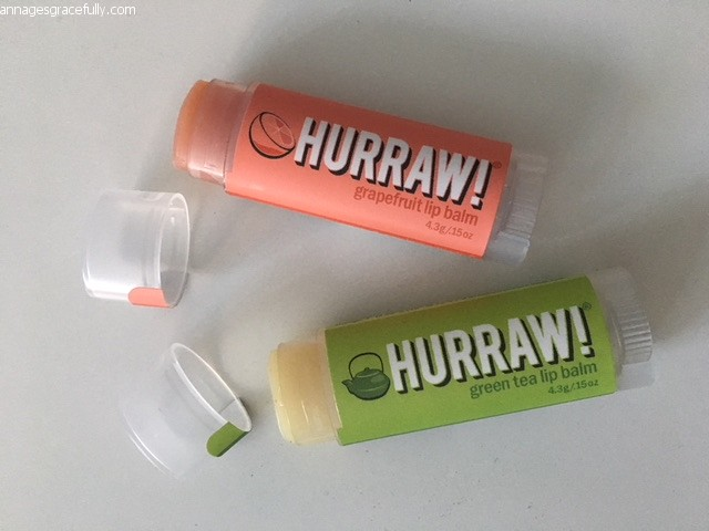 Hurraw! lip balm