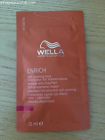 Wella Enrich verwarmend haarmasker