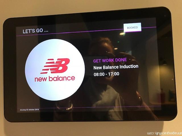 New Balance Amsterdam