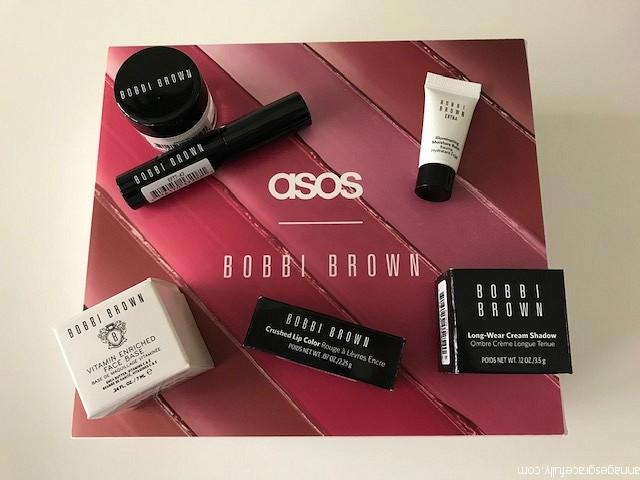 Bobbi Brown beauty box