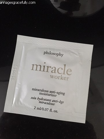 Miracle worker Philosophy