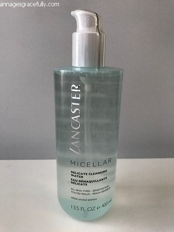Lancaster Micellar cleanser