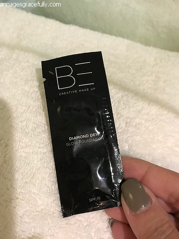 BE Foundation Diamond Dew