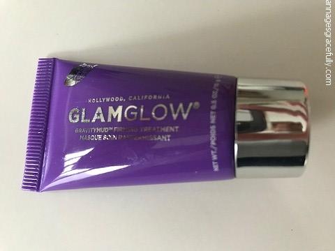 GlamGlow masker