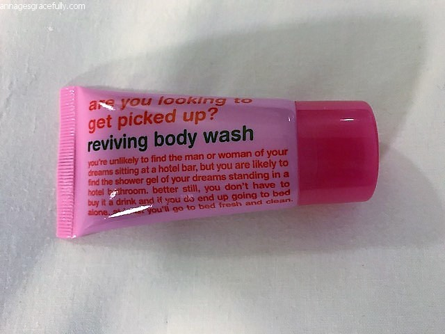 anatomicals reviving body wash
