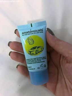 anatomicals body lotion