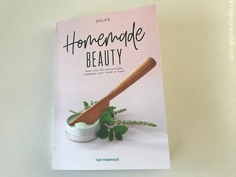 Homemade Beauty boek