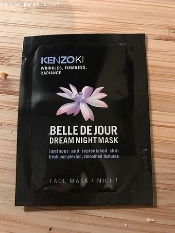 Kenzoki dream night mask