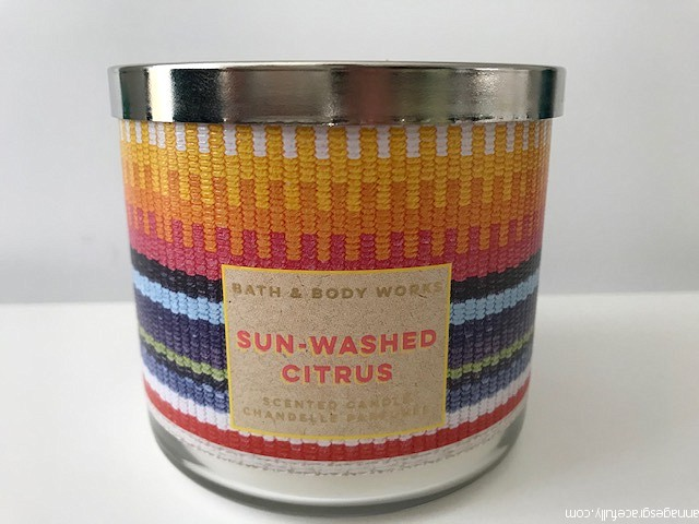 Bath & body works sun-washed citrus