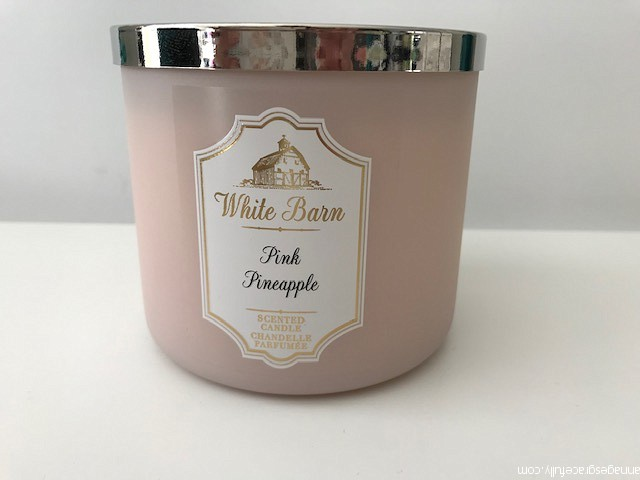 Bath & body works pink pineapple