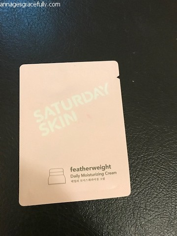 Saturday Skin Featherweight