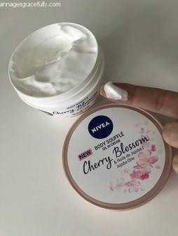 Nivea Cherry Blossom