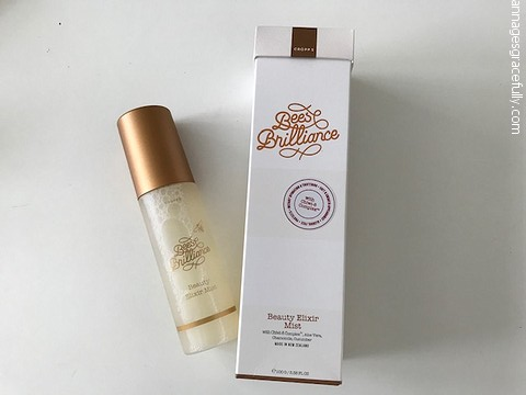 Bees Brilliance Beauty Elixer Mist