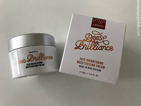 Bees Brilliance Moisturising Cream