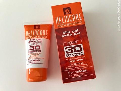 Heliocare SPF 30 silk gel