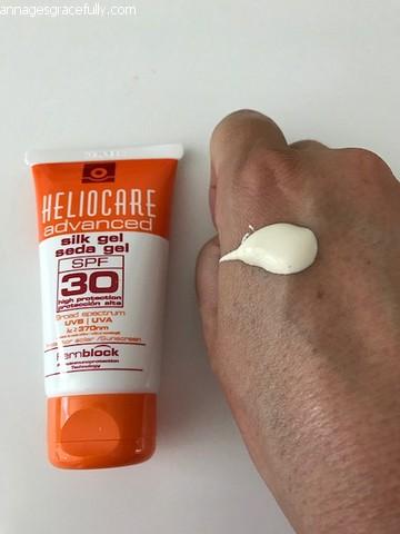 Heliocare silk gel SPF 30