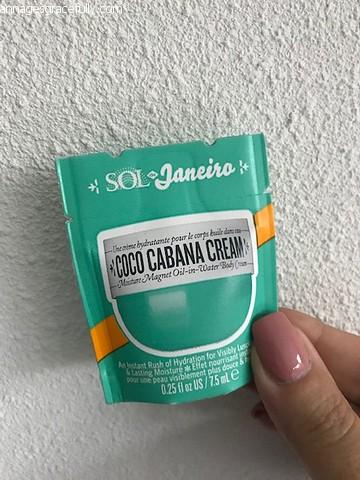 Sol de Jeneiro Coco cabana cream