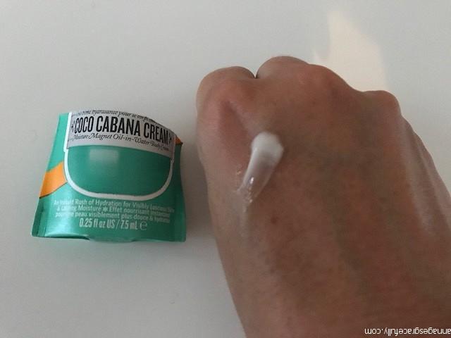 Coco Cabana cream Sol de Janeiro